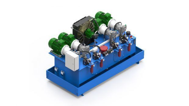 Hydraulic Systems and Power Packs