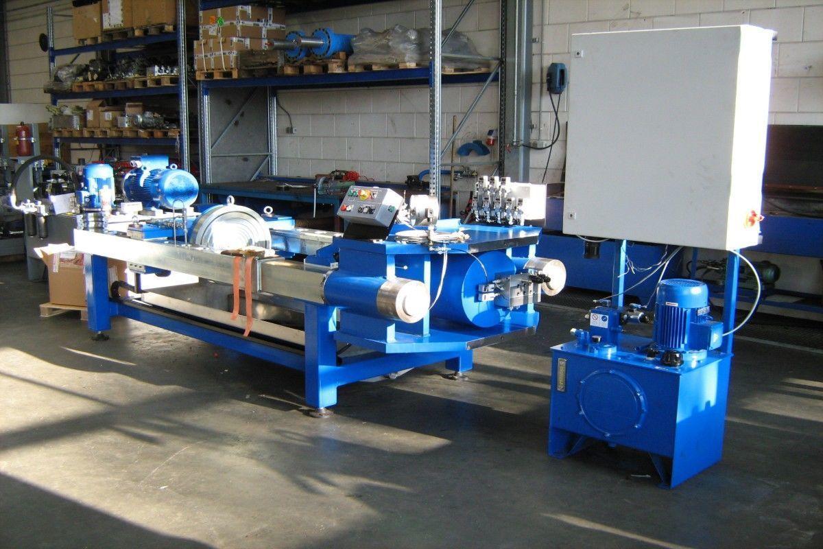 400 Ton Test Bench