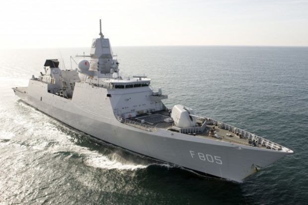Naval closures