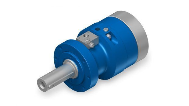 Rotary actuator I-DA-H