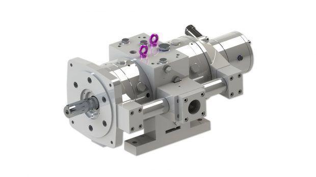 Axial piston pump PFCM