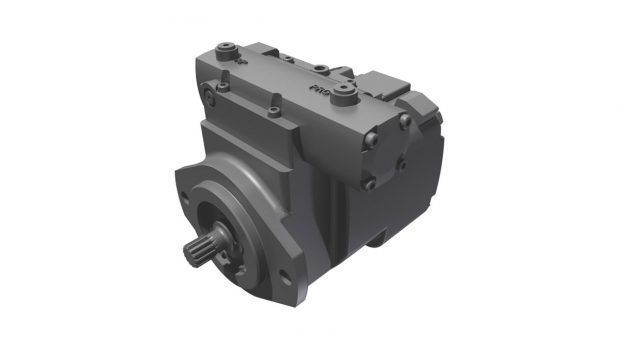 Axial piston pump PVWW