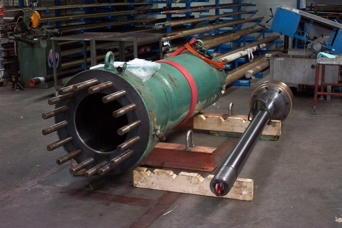 Cylinder repair and overhaul