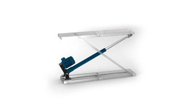 Scissor lift system
