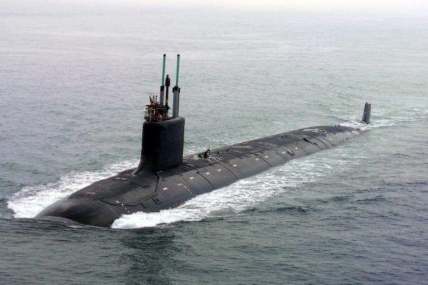 Submarine doors